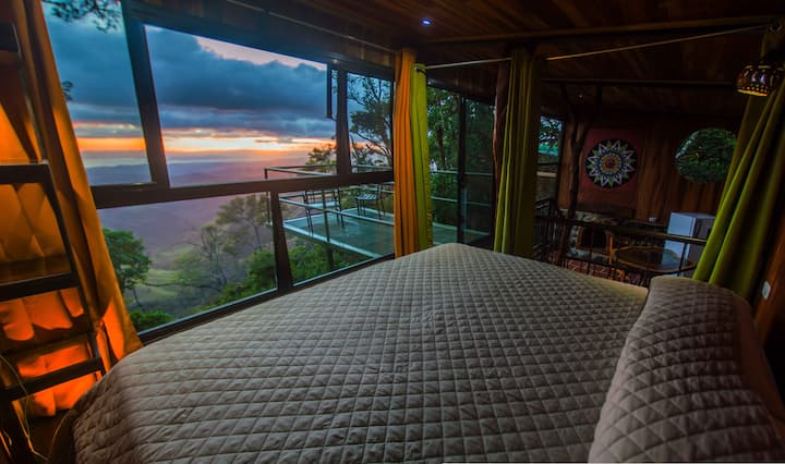 Private Honeymoon Suite Gulf View With Jacuzzi.