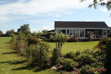 Sommerhuset ved Roskilde Fjord - Roskilde - Blockhütte