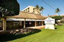 Popular Dina's Sandwich Restaurant and Pub right at Sugar Beach Resort.   Book a massage right at Sugar Beach Resort.