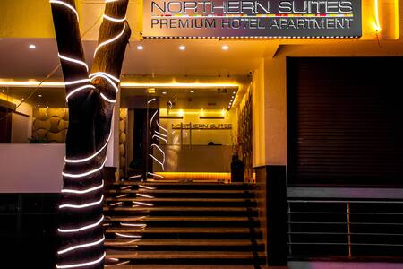 Northern Suites Hospitality - Bangalore - Bed & Breakfast