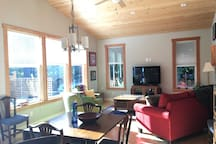 Lots of natural light!