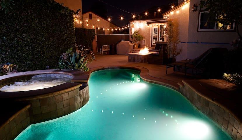 ☀️Relaxing California Oasis between LA and OC☀️