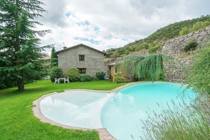 Countryside Cottage in Cambrils with Swimming Pool