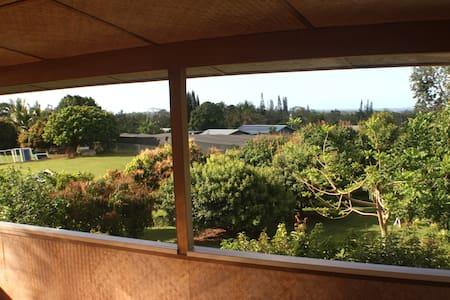Thai Hawaii House - Keaau - Haus