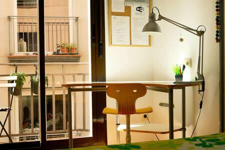 Apartamento Entero Muy Céntrico Con Wifi En Lleida