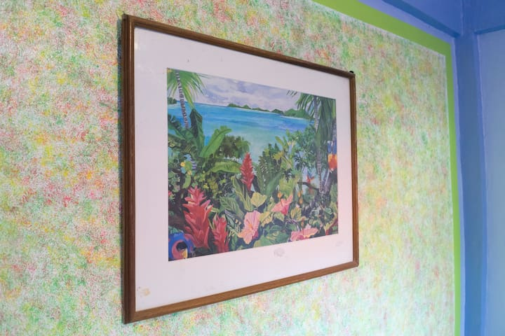 Violet Room in The Rabbit Hole Boracay - Malay - Casa