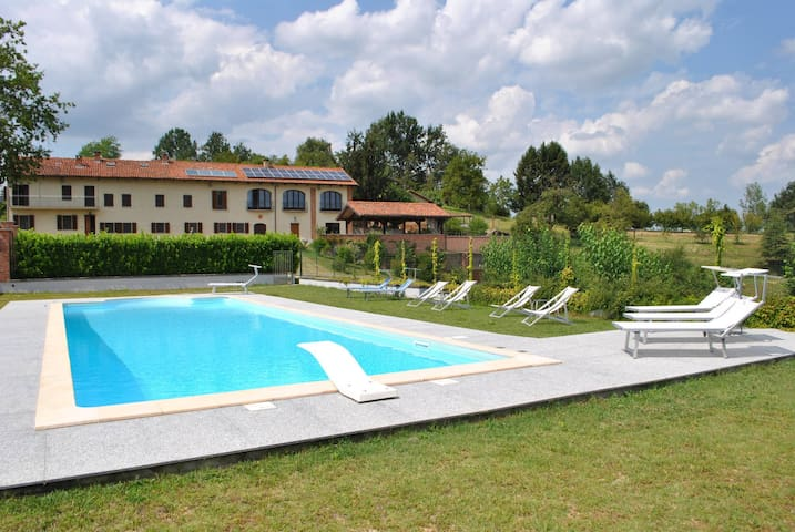 Holiday home in Cortazzone