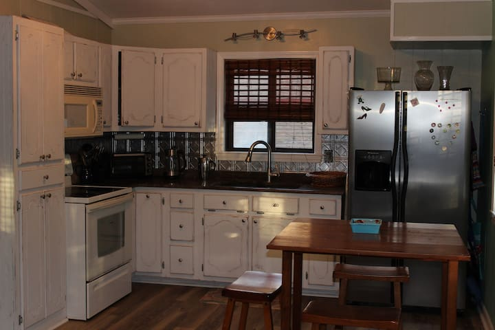Kitchen access limited (shared with owner, see more details in listing)