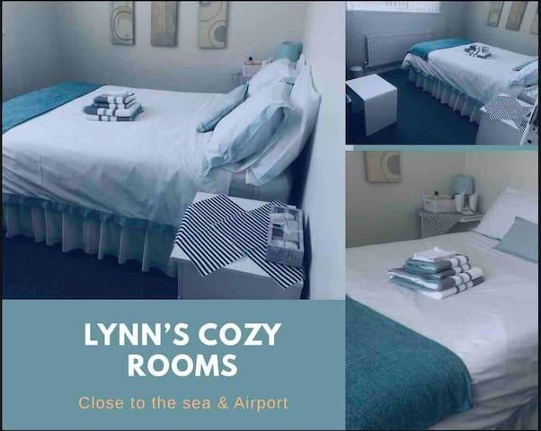 LYNN'S  COZY ROOMS Southend-on-sea, United Kingdom