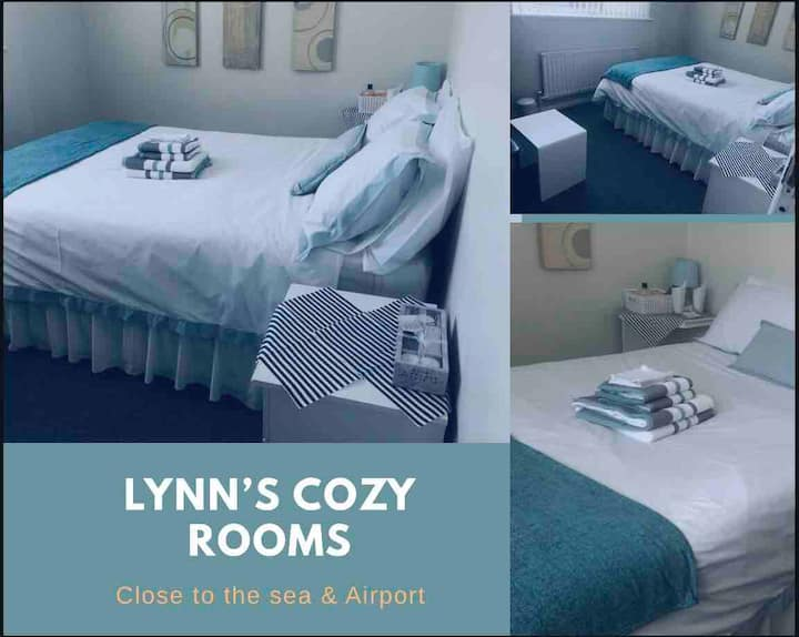 LYNN'S  COZY ROOMS Southend-on-sea, United Kingdom