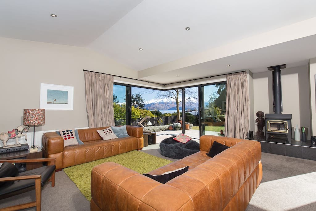 Spacious with great views