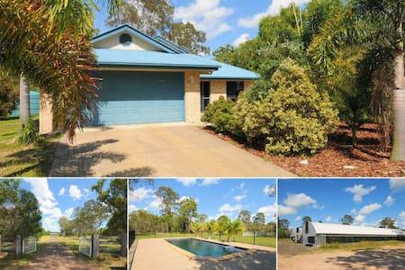 Beelbi Creek Lodge, Toogoom, Hervey Bay Queensland - Beelbi Creek