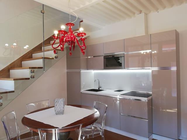 Appartamento Venezia Giudecca Palanca