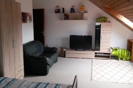 1 Zimmer mit je 2 Einzelbetten - Lemgo - Haus