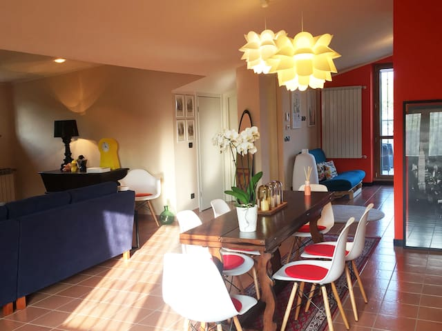 Loft immerso nel verde - Pecetto Torinese - Лофт