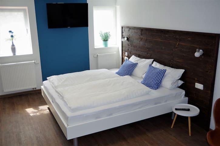 1-Zimmerwohnung mit Küche KORNBLUME