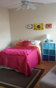 Updated space-Private Guestroom