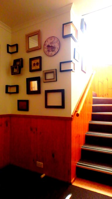 The view of Staircase.