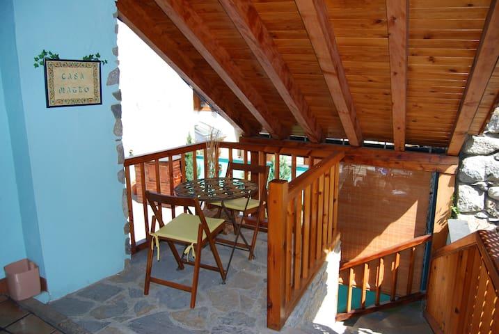 Casa Mateo, confort de casa Aranesa - Betren - Hus