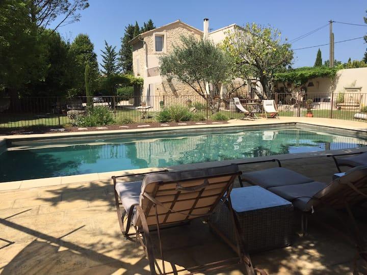 Mas de charme en Provence proche Luberon