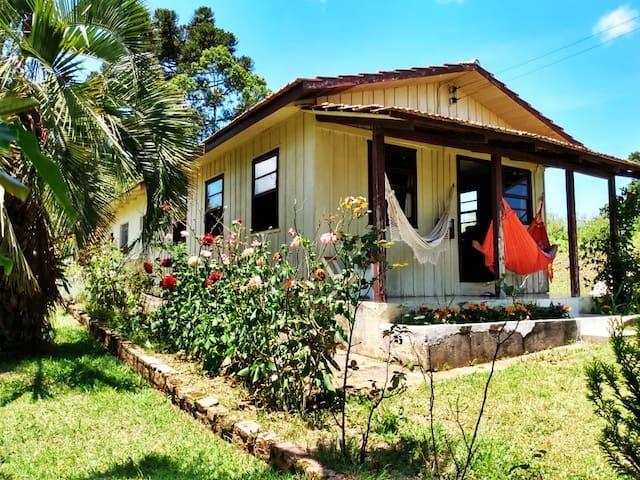 Casa de Campo São Bento do Sul