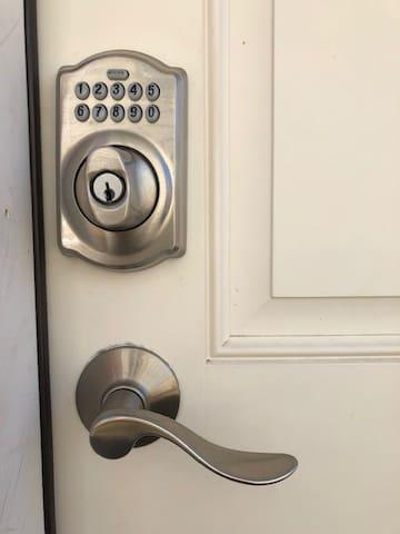 Key less Entry
