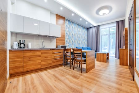 Cypel Helski Apartament A 8 dla 4 osób