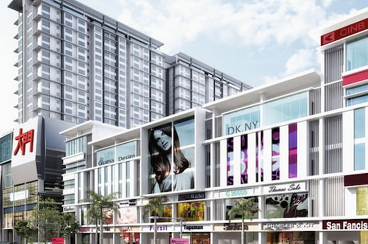 Getaway Home by Damen Residence Subang Jaya - Subang Jaya - Apartamento