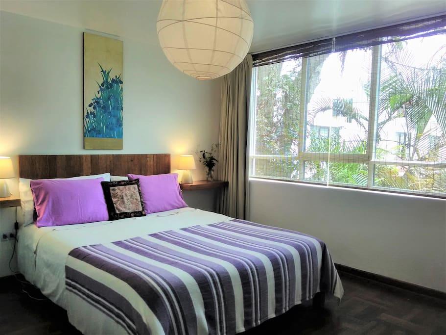 Room 3 Habitación 3
