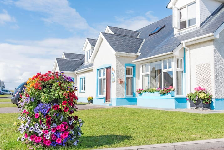 Portbeg 4 bedroom semi  house - Bundoran - Casa