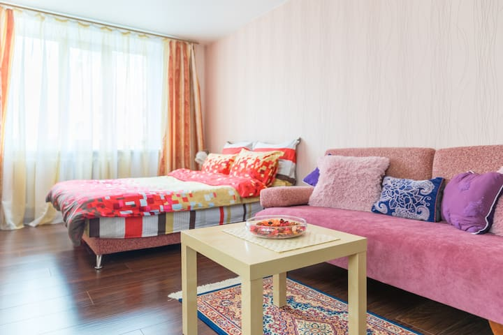 Cosy apartment in the city center - Yoshkar-Ola - Appartement