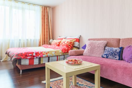 Cosy apartment in the city center - Yoshkar-Ola