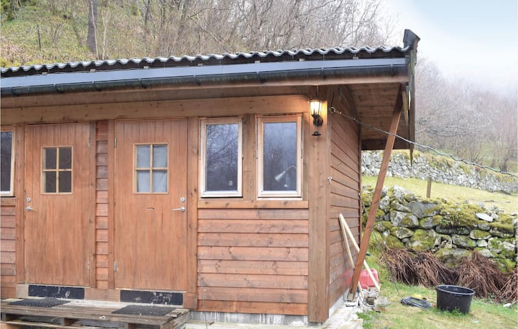 Holiday cottage with 2 bedrooms on 55m² in Reksteren