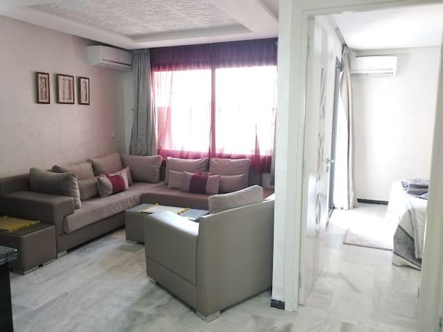 bel appartement de vacance a Marrakech