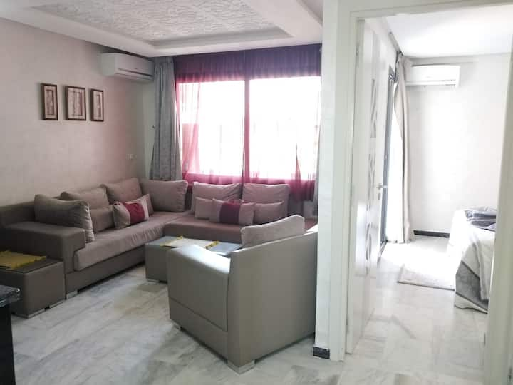 beautiful holiday apartment in Marrakech