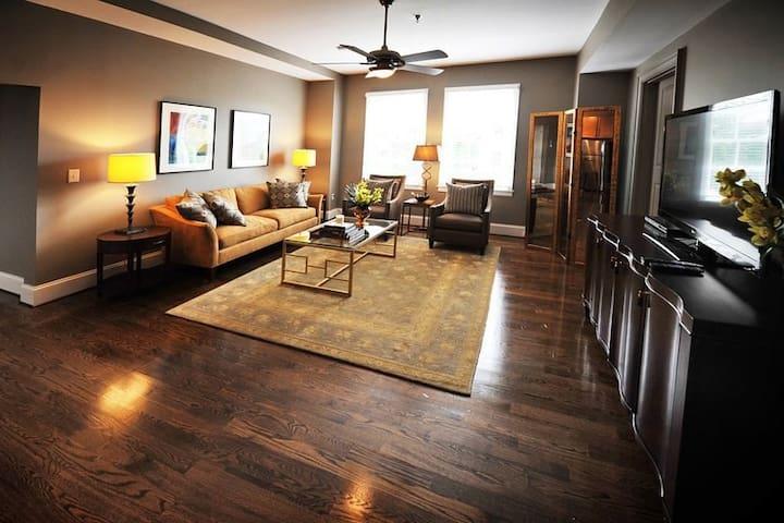 Beautiful downtown apartment - Roanoke - Apartment