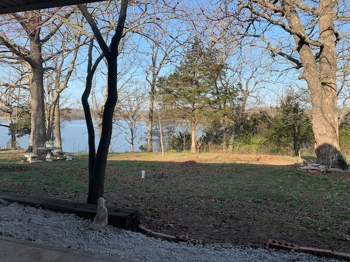 Lakefront Home/Great Views/Pomme Paradise #2
