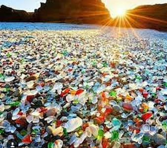 Get Away at Glass Beach! - Fort Bragg - Boutique ξενοδοχείο