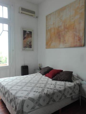 Dormitorio principal, cama Queen size,