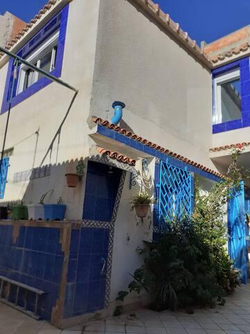 Villa pour des vacances a  la plage