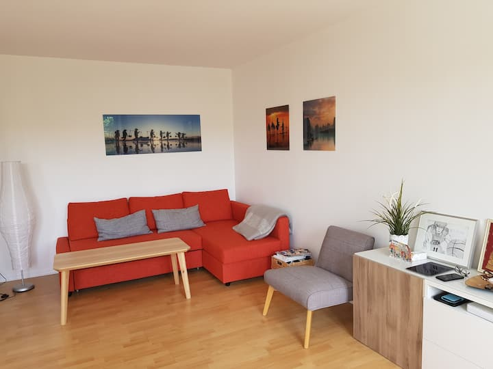 Ideal RYDER CUP - Cosy Flat (4 pers.)