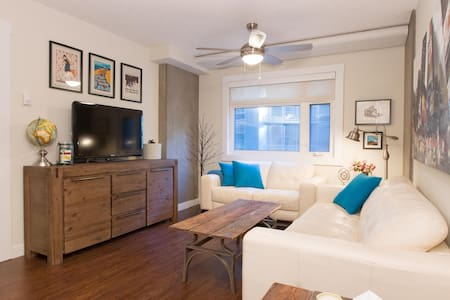 Full Furnished Modern Downtown Apartment