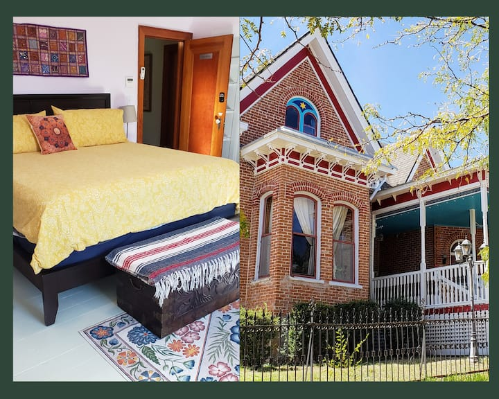 Historic Ashton House - Silver Room