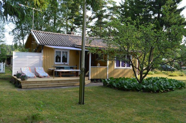 Enkel stuga vid långgrund badstrand. - Gotland N - Apartament