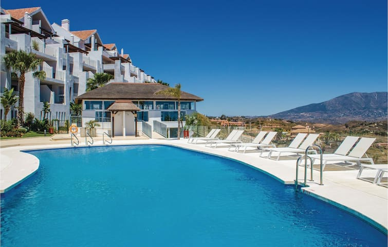 Holiday apartment with 1 bedroom on 56m² in F-29649 Mijas