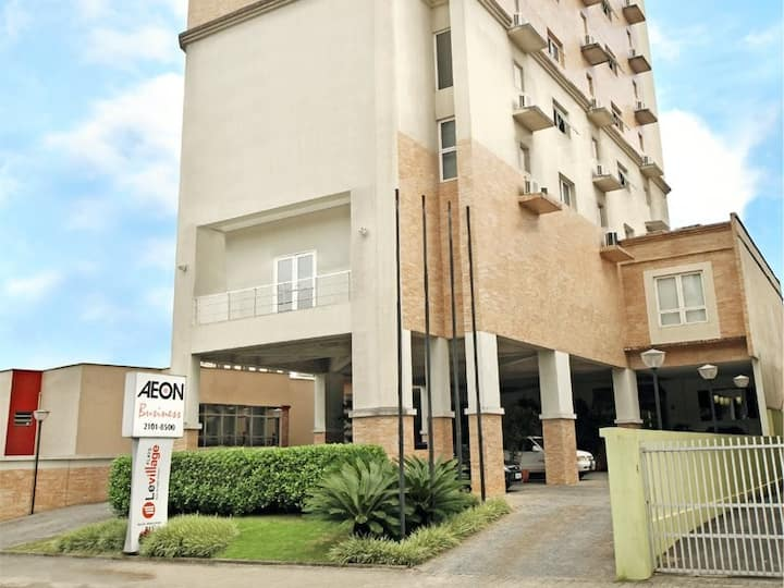Flat no centro Joinville