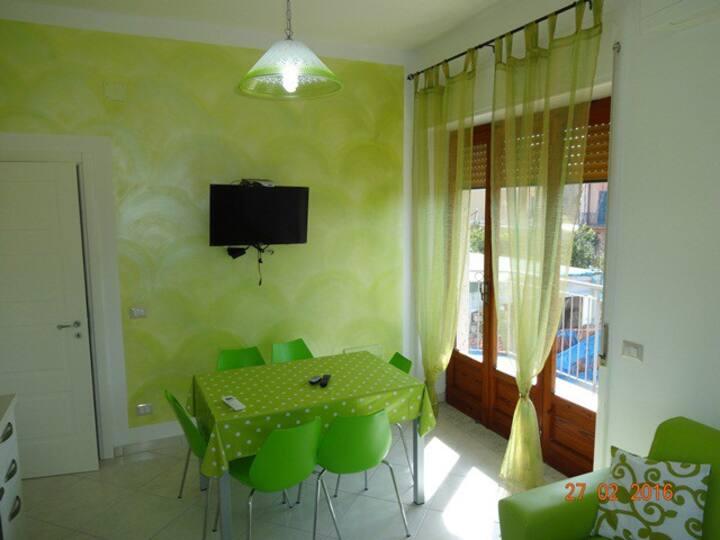 Appartamento Verde Acciaroli - 5 posti letto