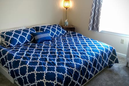Comfy Room between Newburyport and Portsmouth - Salisbury