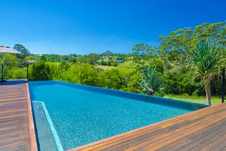 Paradise in Noosa - Eumundi Qld Australia - Eumundi - Bed & Breakfast