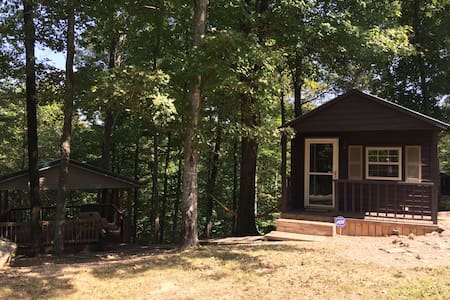Charming cabin at Nolin Lake/Mammoth Cave. - Mammoth Cave